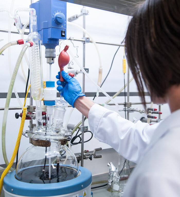 Linneo Health laboratorio extraccion